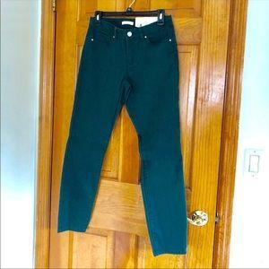 Lauren Conrad green jeans.